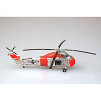 H34 Choctaw Helicopter - German Navy SPECIAL ORDER.1/72 EASY MODEL 37014