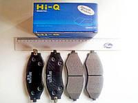 Колодки передние тормозные Lacetti, Hi-Q (SP1103)