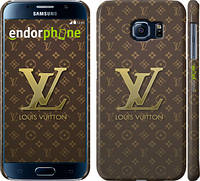 "Чехол на Samsung Galaxy S6 G920 Louis Vuitton 2 ""455c-80"""