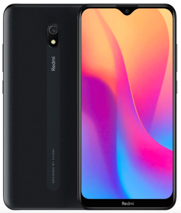 Xiaomi Redmi 8A 4/64Gb Midnight Black
