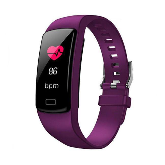 Фитнес браслет Goral Y5   Умные часы   Фиолетовый