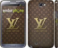 """Чехол на Samsung Galaxy Note 2 N7100 Louis Vuitton 2 """"455c-17"""""""