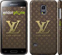 """Чехол на Samsung Galaxy S5 mini G800H Louis Vuitton 2 """"455c-44"""""""