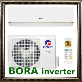 Bora inverter серия кондиционеры GREE