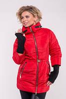 Стильная модная куртка на осень Visdeer №6353