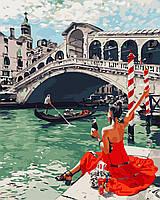 "Картина по номерам ""Праздник в Венеции"" 40*50см, фото 1"