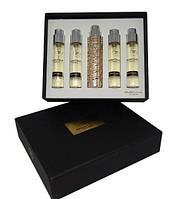 Подарунковий набір міні-парфумів унісекс Montale Chocolate Greedy 5в1