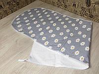 Чохол з підкладкою на повстяній основі для прасувальної дошки