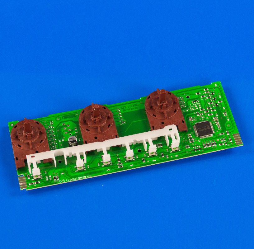 Модуль (плата) индикации для СМА Indesit Ariston C00143332