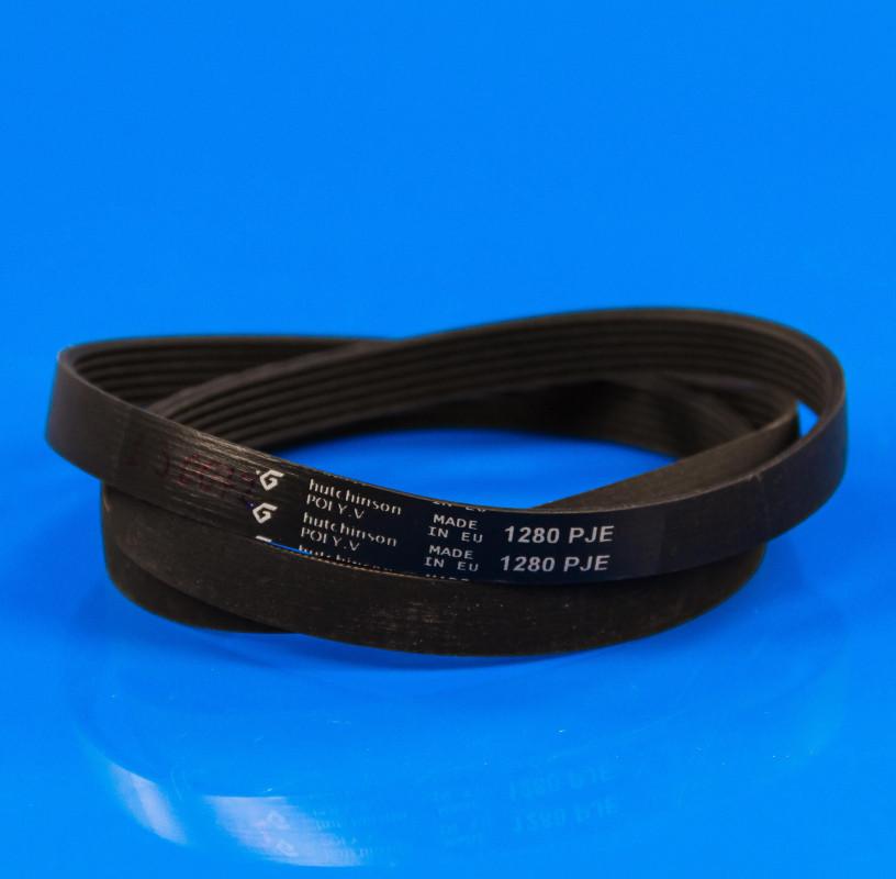 Черный ремень «Hutchinson»1280 J6 EL