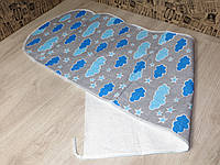 Чохол з підкладкою на повсті для прасувальної дошки, фото 1