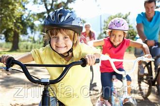 Как выбрать двухколесный детский велосипед
