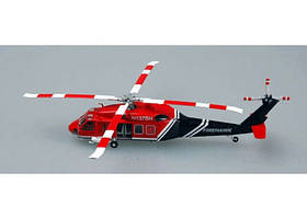 "UH-60A American "" Firehawk"".1/72 EASY MODEL 37019"