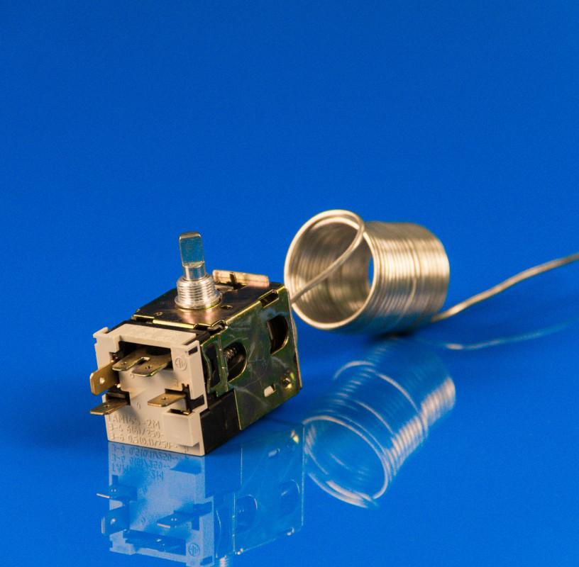 Терморегулятор (термостат) для морозильных камер ТАМ-145 2м