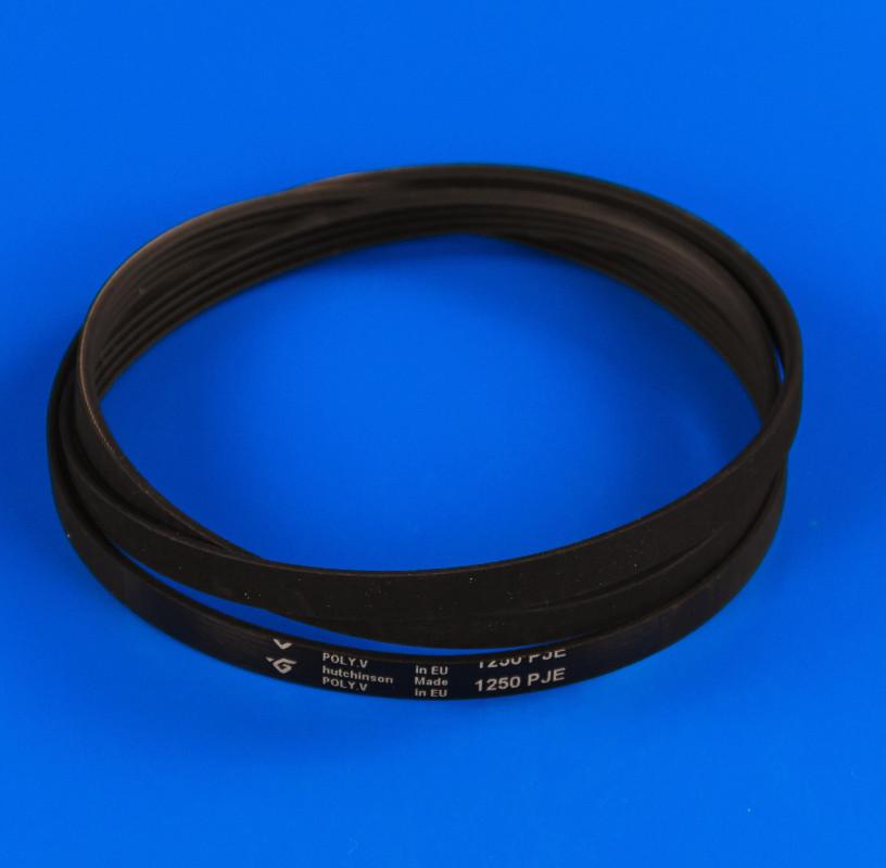 Черный ремень «Hutchinson» 1250 J4 EL