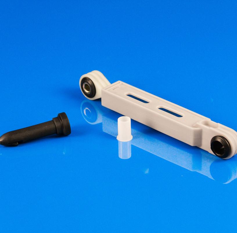 Амортизатор с квадратным цилиндром Bosch 673541 (не оригинал)