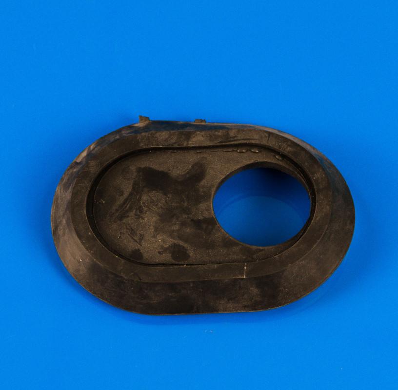 Сплошной уплотнитель (прокладка) на большой овальный фланец бойлера Ariston (не оригинал)