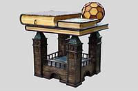 Столик-замок
