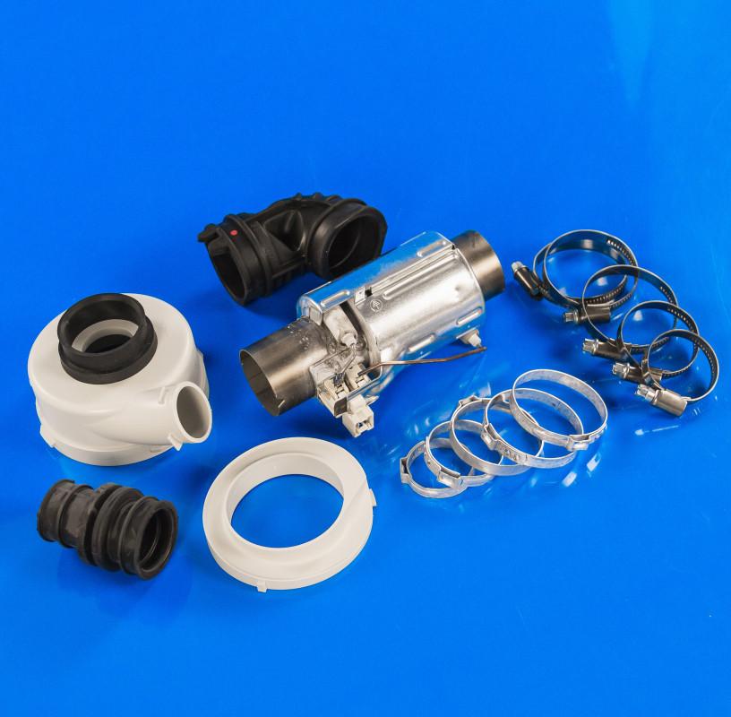 ТЭН проточный Whirlpool 480131000096 для посудомоечной машины