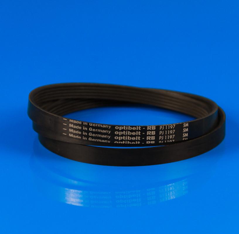 Ремень черный «Optibelt» 1197 J5