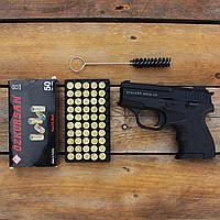 Стартовый пистолет Stalker 906 + патроны Ozkursan 9 mm (Zoraki)