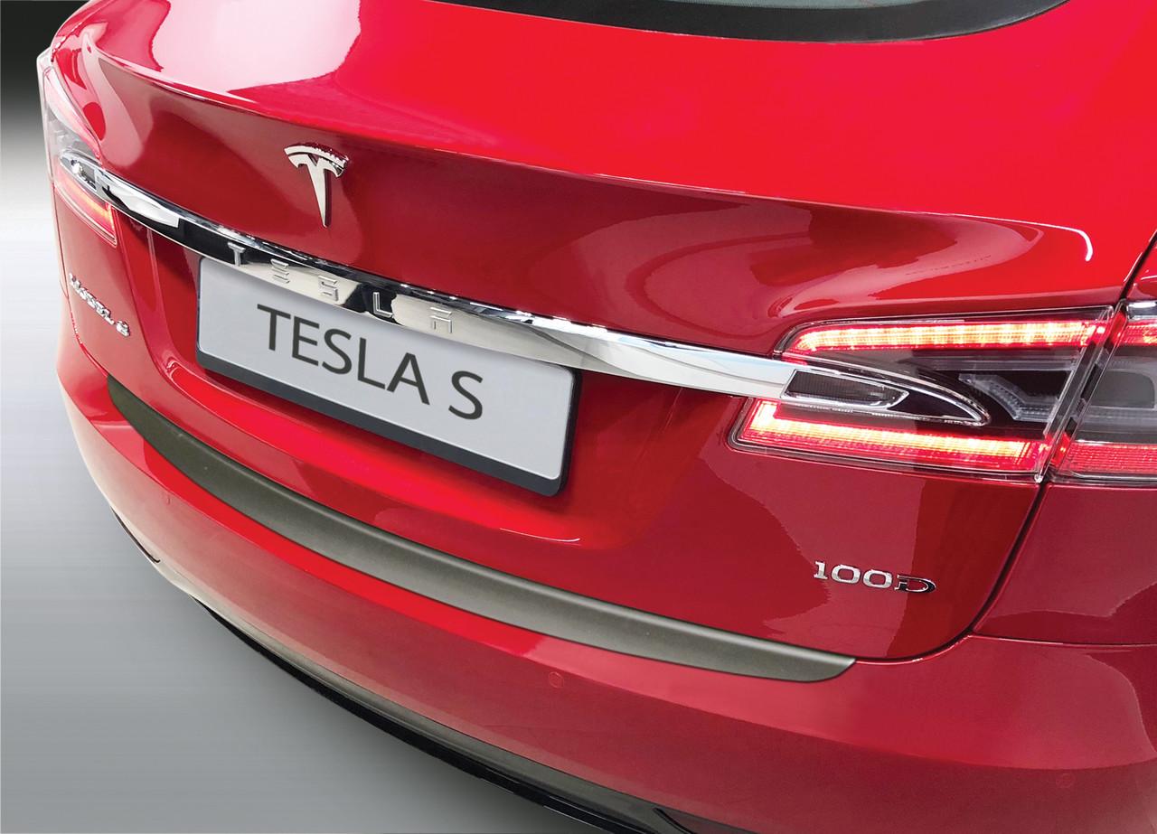 rbp658 Tesla model S rear bumper protector