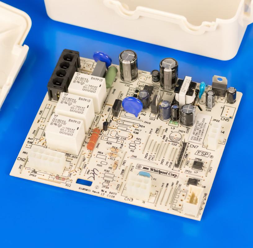 Модуль (плата управления) Whirlpool 481221470314