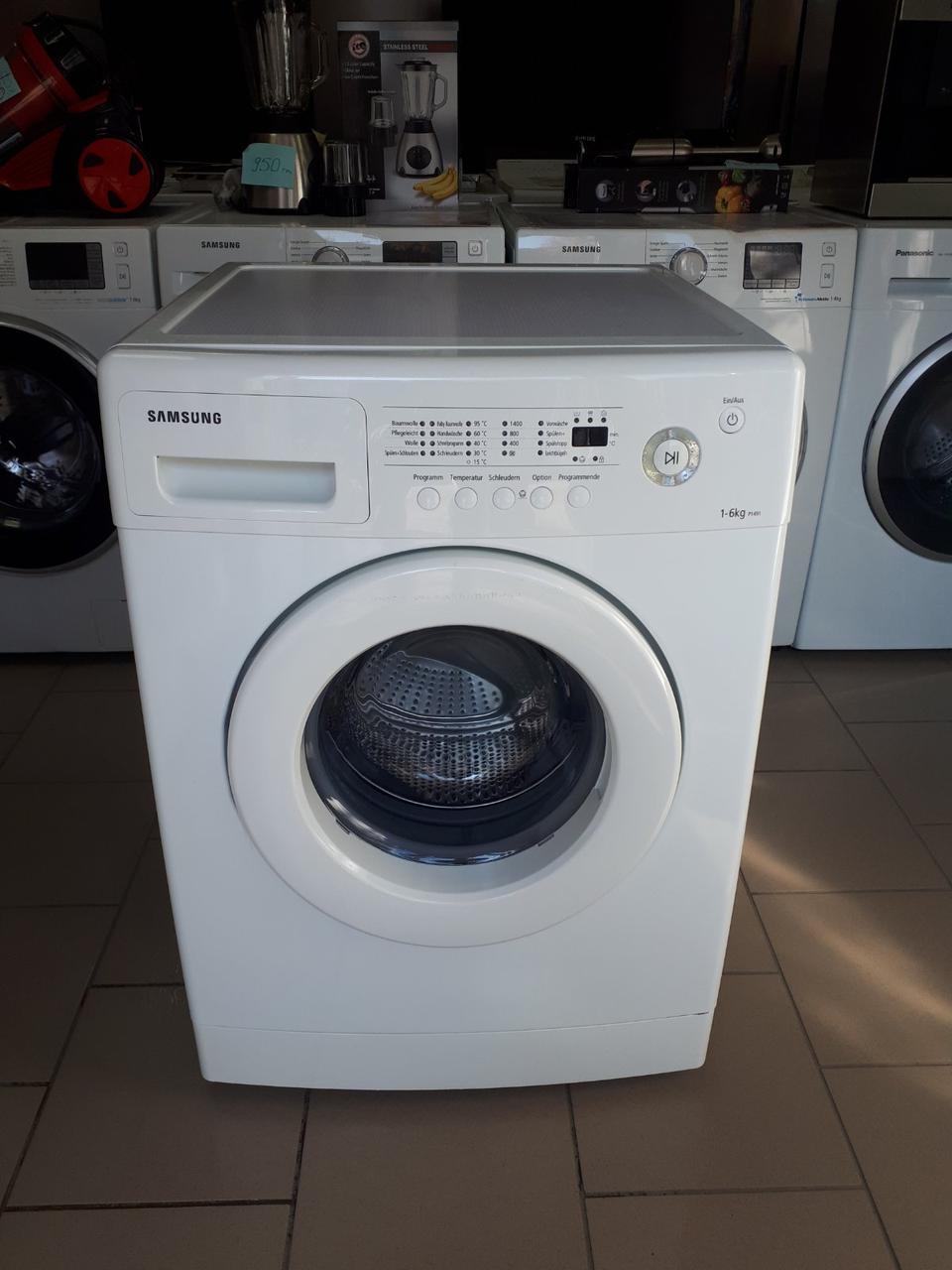 Стиральная пральна А+++ Samsung 1-6 kg с Германии Р1491