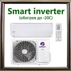 Smart inverter серия кондиционеры GREE