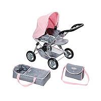 Прогулочная коляска для куклы Baby Born Делюкс Zapf 821343 ТМ: Zapf Creation