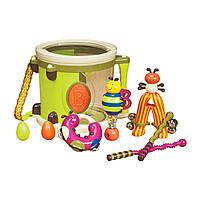Музыкальная игрушка Парам-пам-пам Battat BX1007Z ТМ: Battat