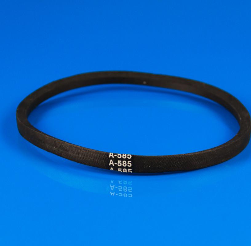 Черный клиновидный ремень «САТУРН» A-585E