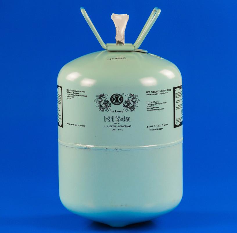 Фреон R134a (баллон 13,6 кг) Refrigerant (Китай)