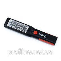 Светодиодная лампа 30+7 LED YT-08505, фото 2