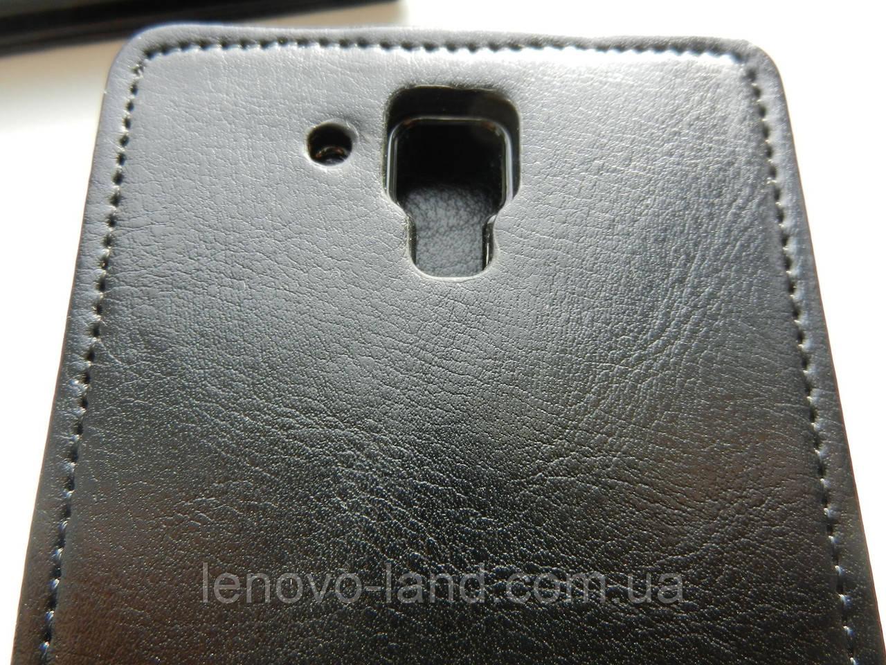 Флип чехол Lenovo s8, s898t+ Black