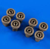 Комплект роликов Zanussi 50286967000 Original для верхней корзины