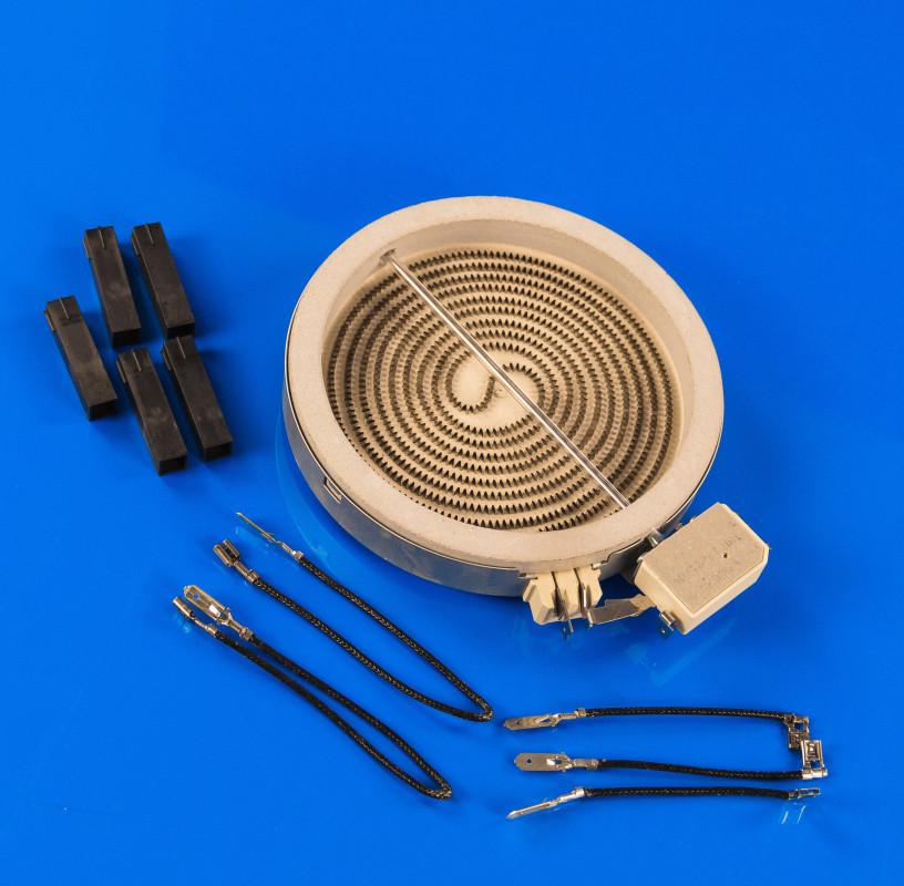 Конфорка для стеклокерамической поверхности Whirlpool 481231018887 1200W
