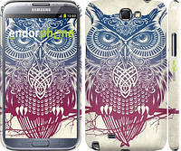 "Чехол на Samsung Galaxy Note 2 N7100 Сова 2 ""2726c-17"""