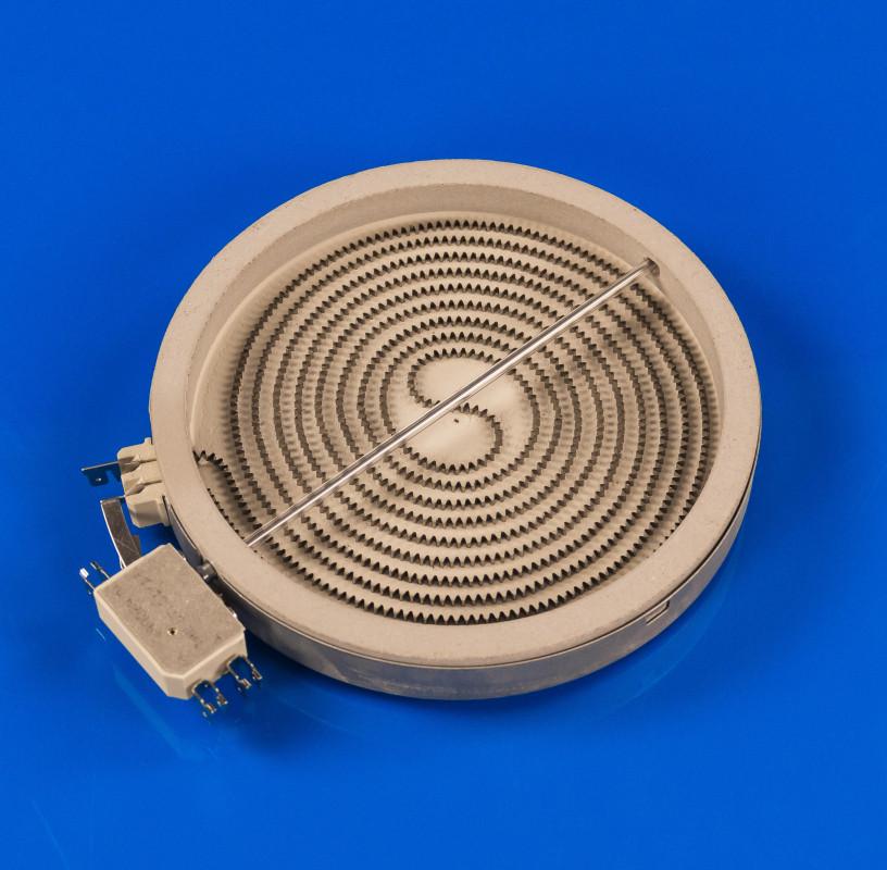 Конфорка для стеклокерамической поверхности Ariston C00139036 1800Вт