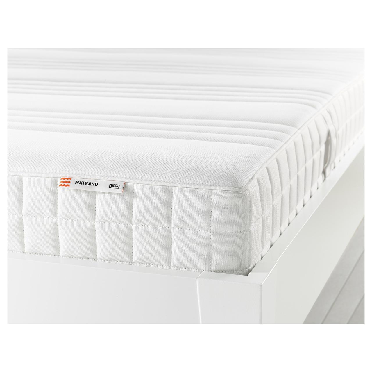 ✅ IKEA MATRAND (102.721.75) Матрас из латекса  белый
