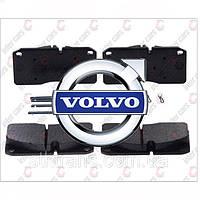 Дисковые тормозные колодки Volvo