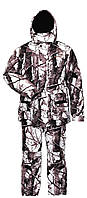 Зимний мужской мембранный костюм для охоты и рыбалки Norfin HUNTING Wild Snow -30°/ 6000мм /