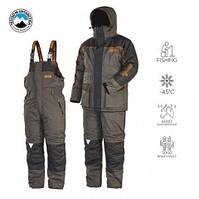 Зимний мужской мембранный костюм для охоты и рыбалки Norfin ATLANTIS+ -45°/ 6000мм /