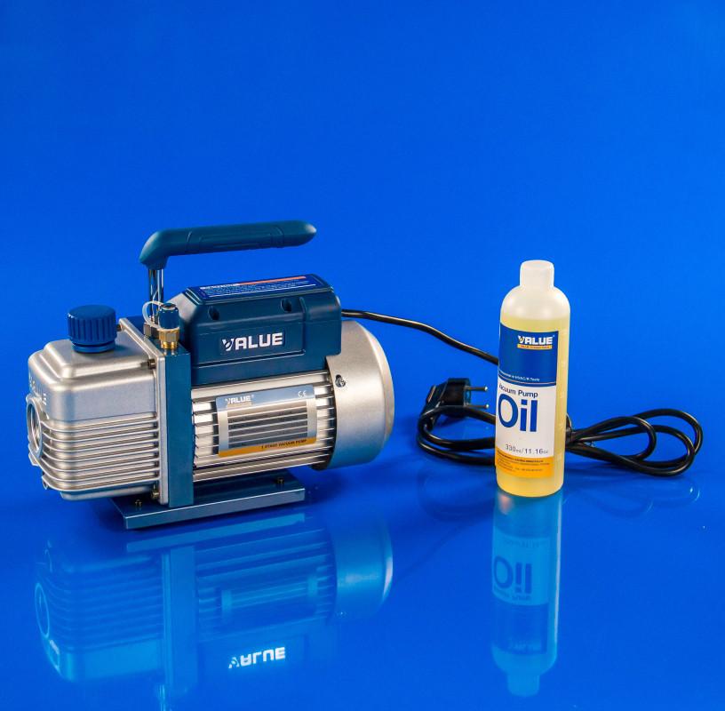 Вакуумный насос Value VE 115 (51л/мин)