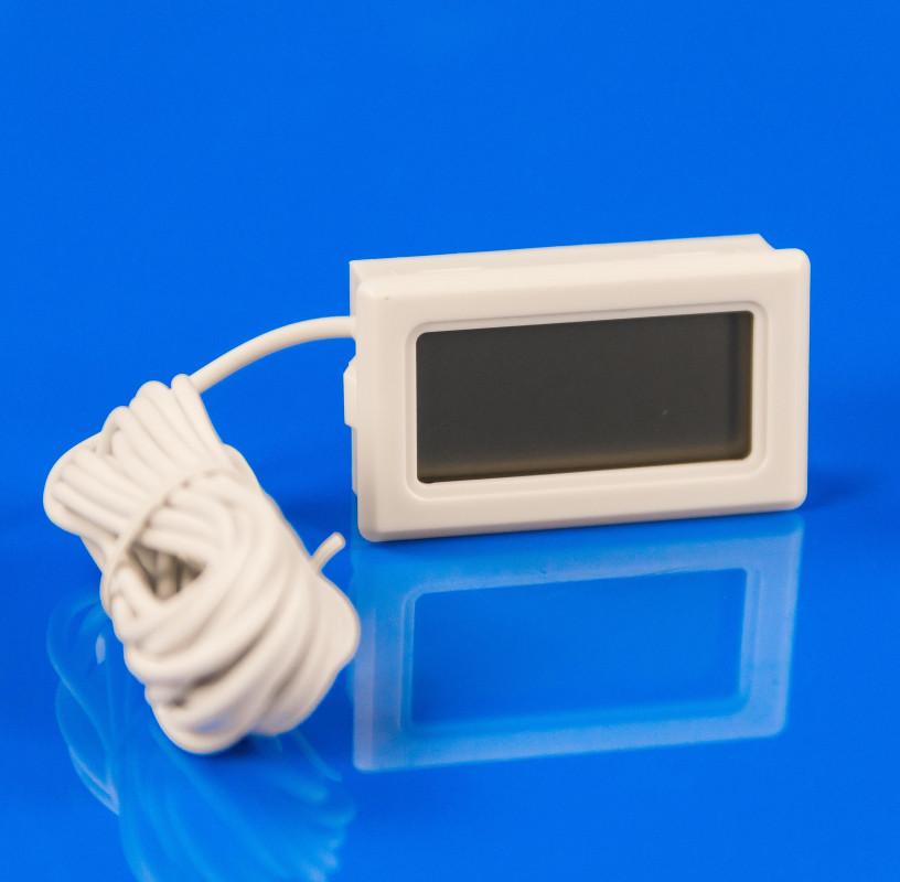 Электронный термометр -50/+70 белый