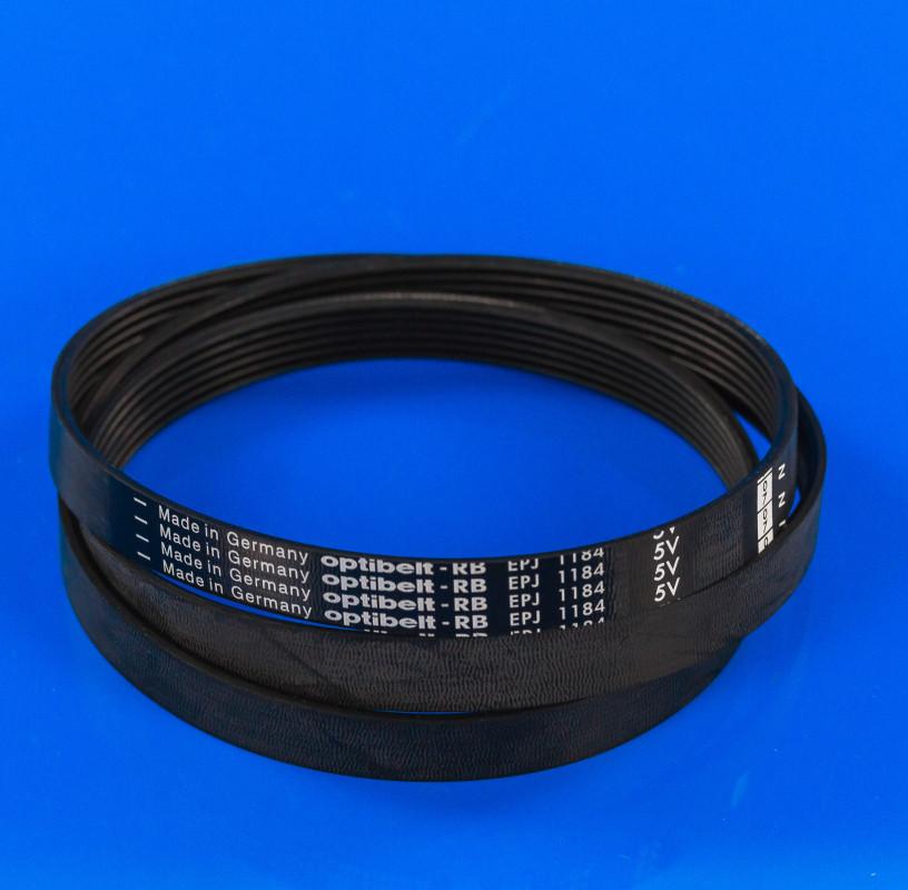 Ремень черный «Optibelt» 1184 J6 EL