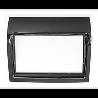 Переходная рамка CARAV 11-559 для CITROEN Jumper 2011+ / PEUGEOT Boxer 2011+ / FIAT Ducato 2011+ (Gloss Black), фото 1