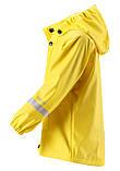 Демисезонный куртка-дождевик для девочки Reima Lampi 521491-2350. Размеры 110 - 128., фото 2
