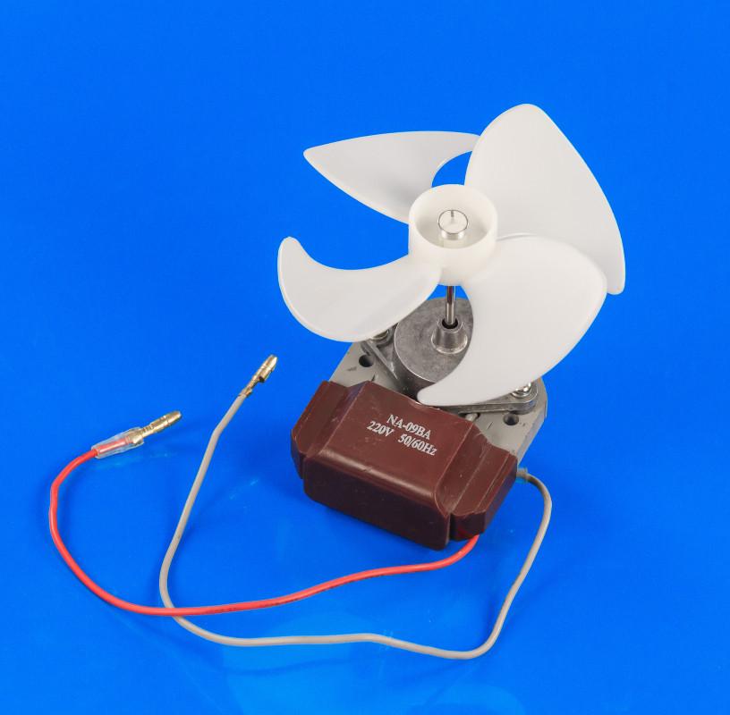 Вентилятор обдува No-Frost Bosch универсальный с крыльчаткой
