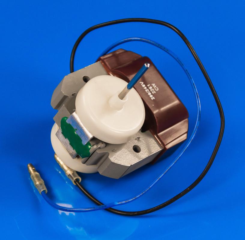 Мотор вентилятора обдува No-Frost Вал 35*3,1мм